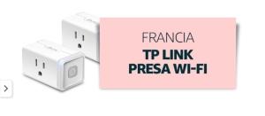 Ti link presa Wi-Fi venduta e spedita da Amazon
