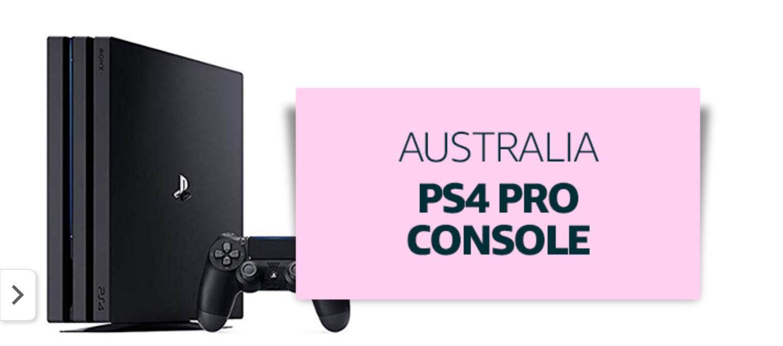 Ps4 pro console venduta e spedita da Amazon